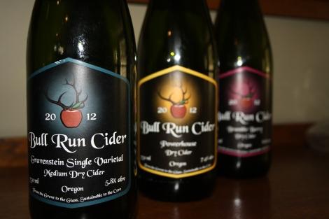 Bull Run Cider